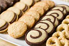 French Butter Cookies—Sables