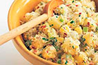 All-American Potato Salad with Eggs and Sweet Pickles