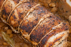 French-Style Pot-Roasted Pork Loin 