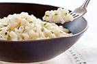 Almost Hands-Free Risotto with Parmesan and Herbs