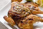 Italian-Style Charcoal-Grilled Chicken