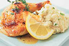 Crispy Roast Lemon Chicken