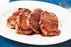 Cider-Glazed Pork Chops
