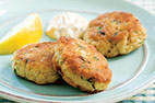 Maryland Crab CakesPan-Fried Crab Cakes with Old Bay Seasoning