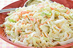 Creamy Buttermilk Coleslaw