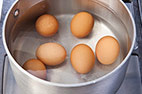 Foolproof Boiled Eggs