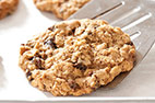 Big Chewy Oatmeal-Raisin Cookies