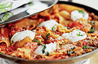 Skillet Meaty Lasagna