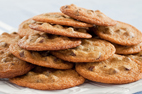 Thin, Crispy Chocolate Chip Cookies
