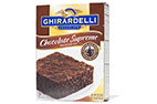Boxed Brownie Mixes