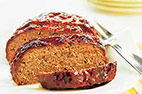 Glazed All-Beef Meatloaf