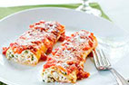 Baked Manicotti