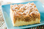 New York-Style Crumb Cake