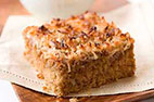 Oatmeal Cake with Broiled Icing