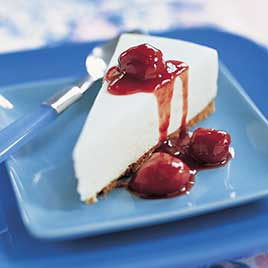 Icebox Cheesecake