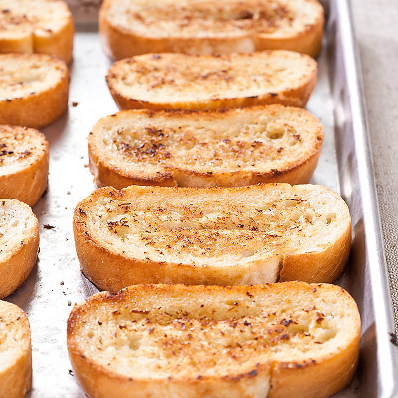 Crispy Garlic Bread