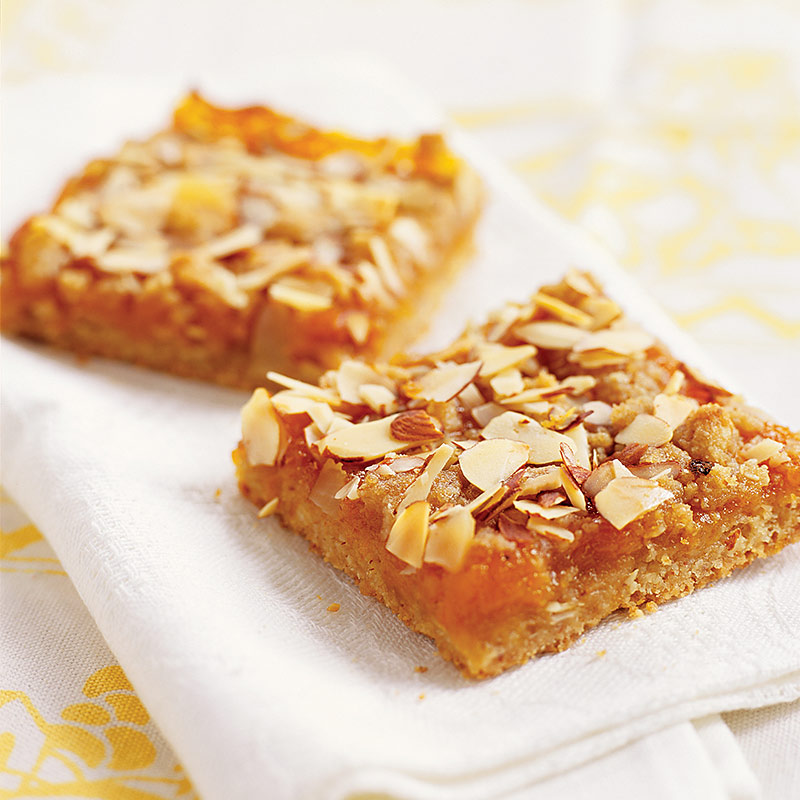 Peach Squares