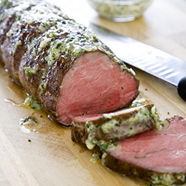 Classic Roast Beef Tenderloin