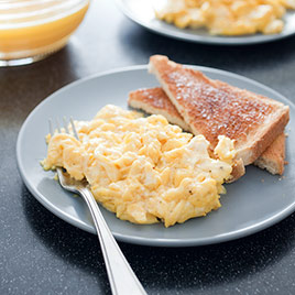 Perfect Scrambled Eggs 