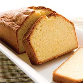 Classic Pound Cake